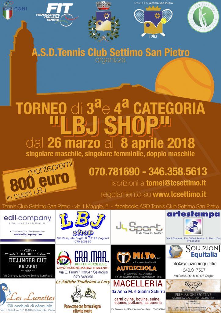 locandina torneo marzo 2018_rev1